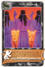 False Shepherds (L,UN)