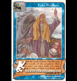 Prophet: False Prophets