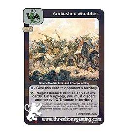 Ambushed Moabites