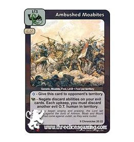 LoC: Ambushed Moabites