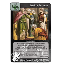 FoM: David's Servants