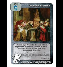 Chemosh Worship