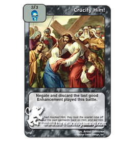 I/J: Crucify Him!