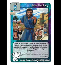 False Prophecy
