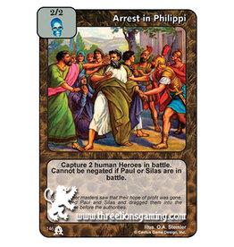 EC: Arrest in Philippi