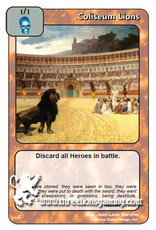 I/J: Coliseum Lions