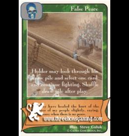 Prophets: False Peace
