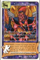 I/J: Controlling Demon