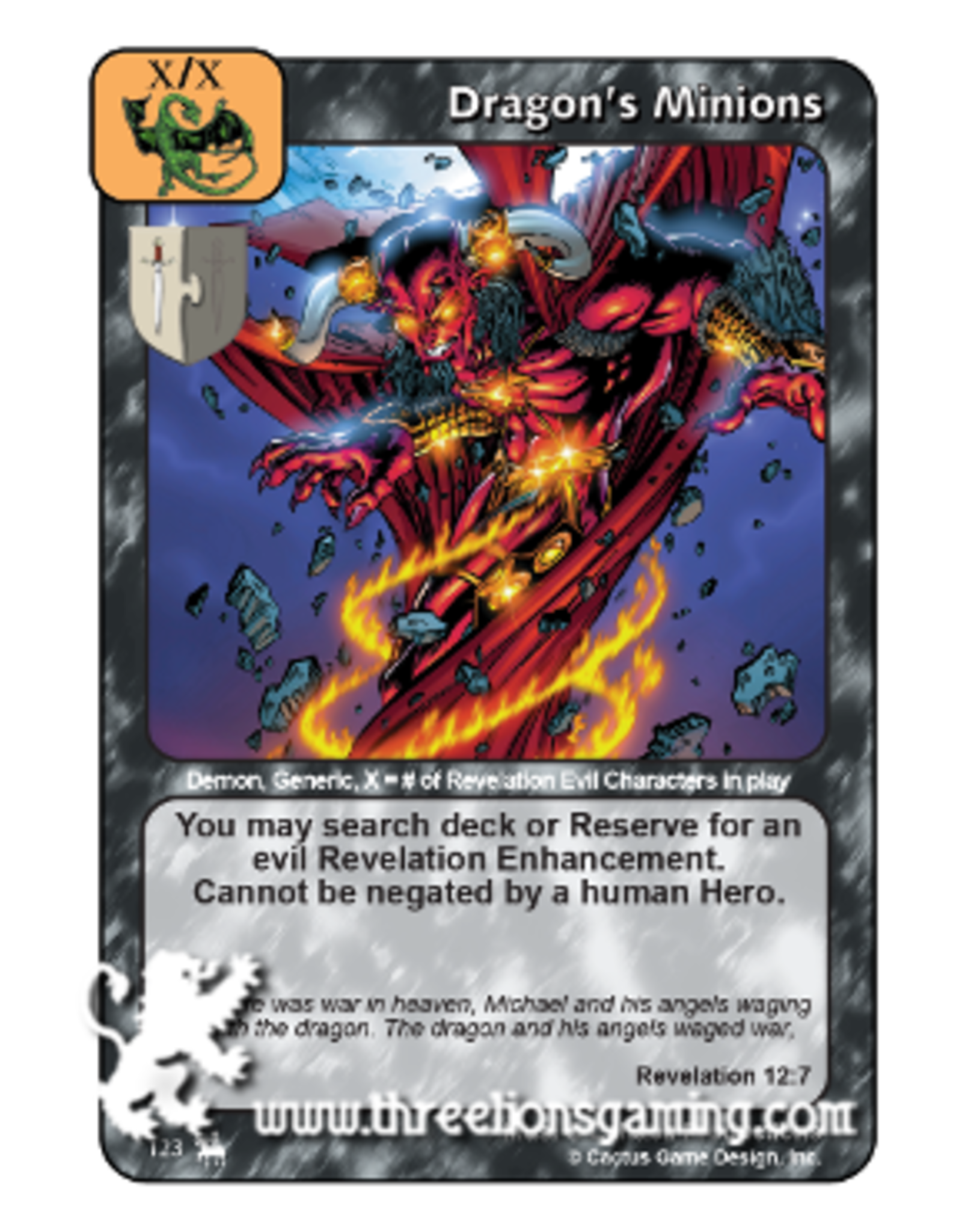 RoJ: Dragon's Minions