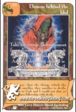 Demon behind the Idol (PS)