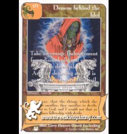 Priests: Demon behind the Idol