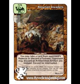 PoC: Assyrian Invaders