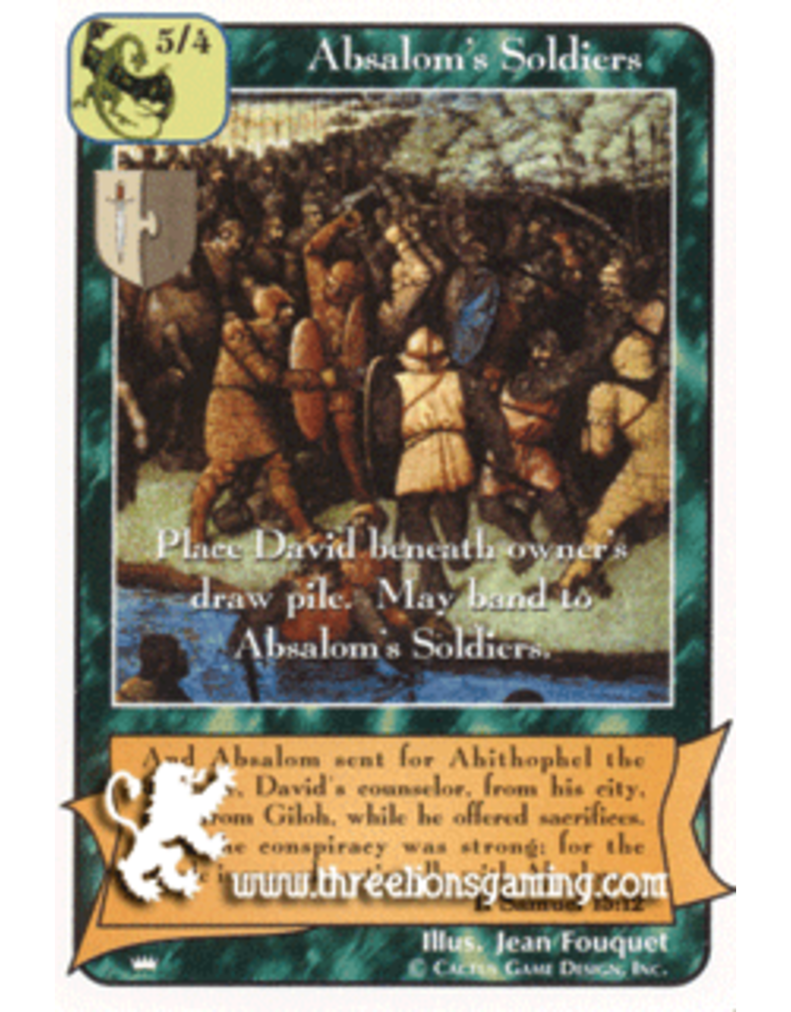 Absalom's Soldiers (Ki)