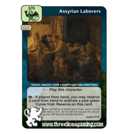 PoC: Assyrian Laborers