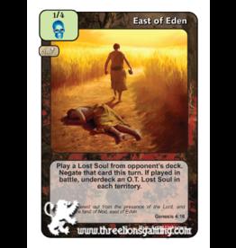FoM: East of Eden