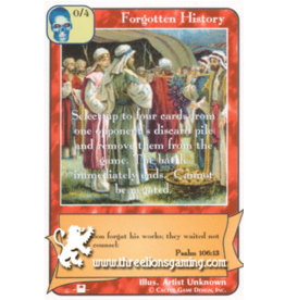 Priests: Forgotten History