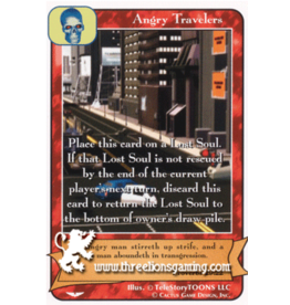 AW: Angry Travelers