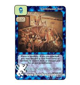 CoW: Continuous Evil