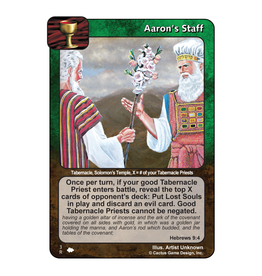 CoW: Aaron's Staff AB