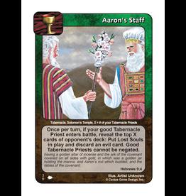 CoW: Aaron's Staff AB