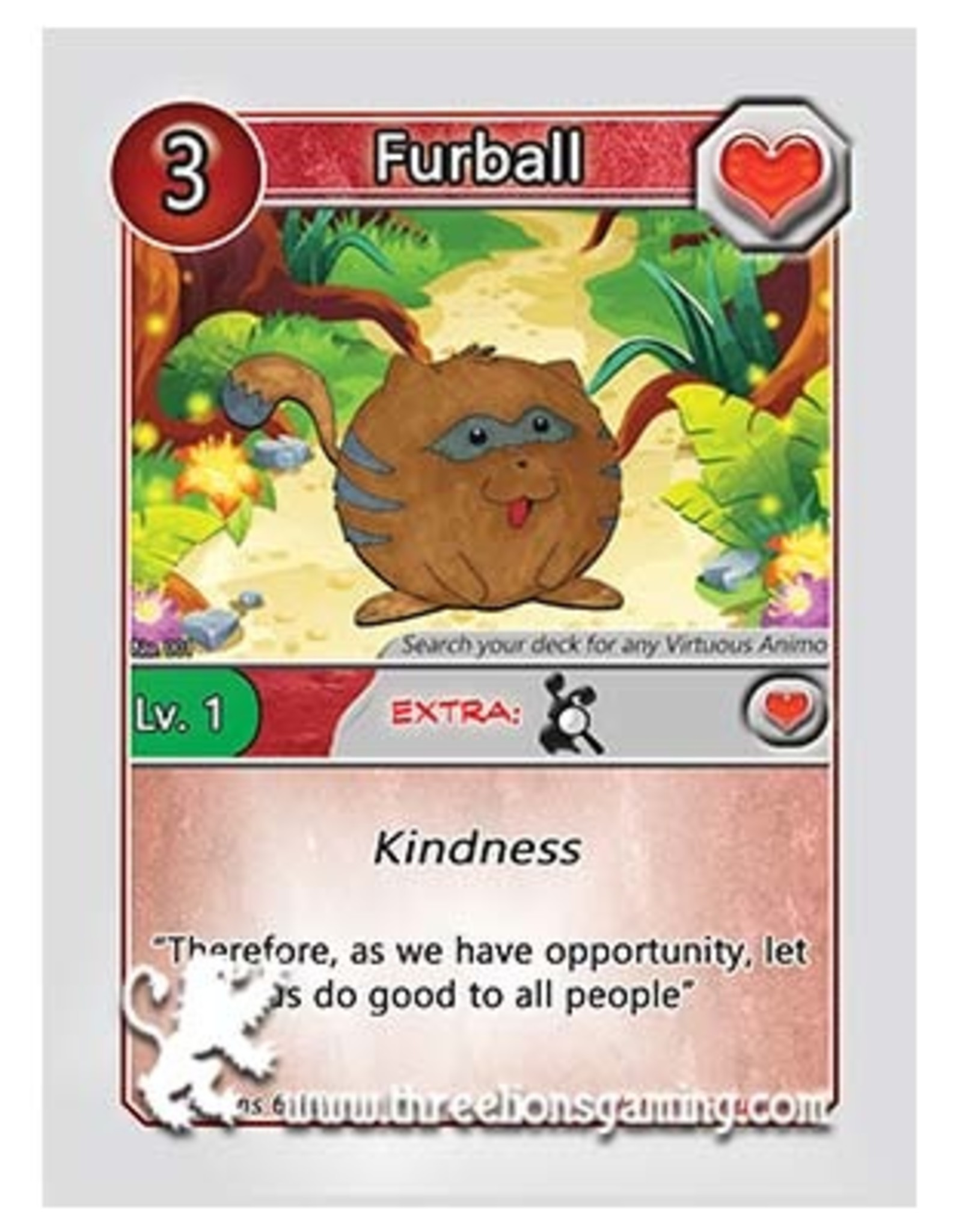 S1: Furball
