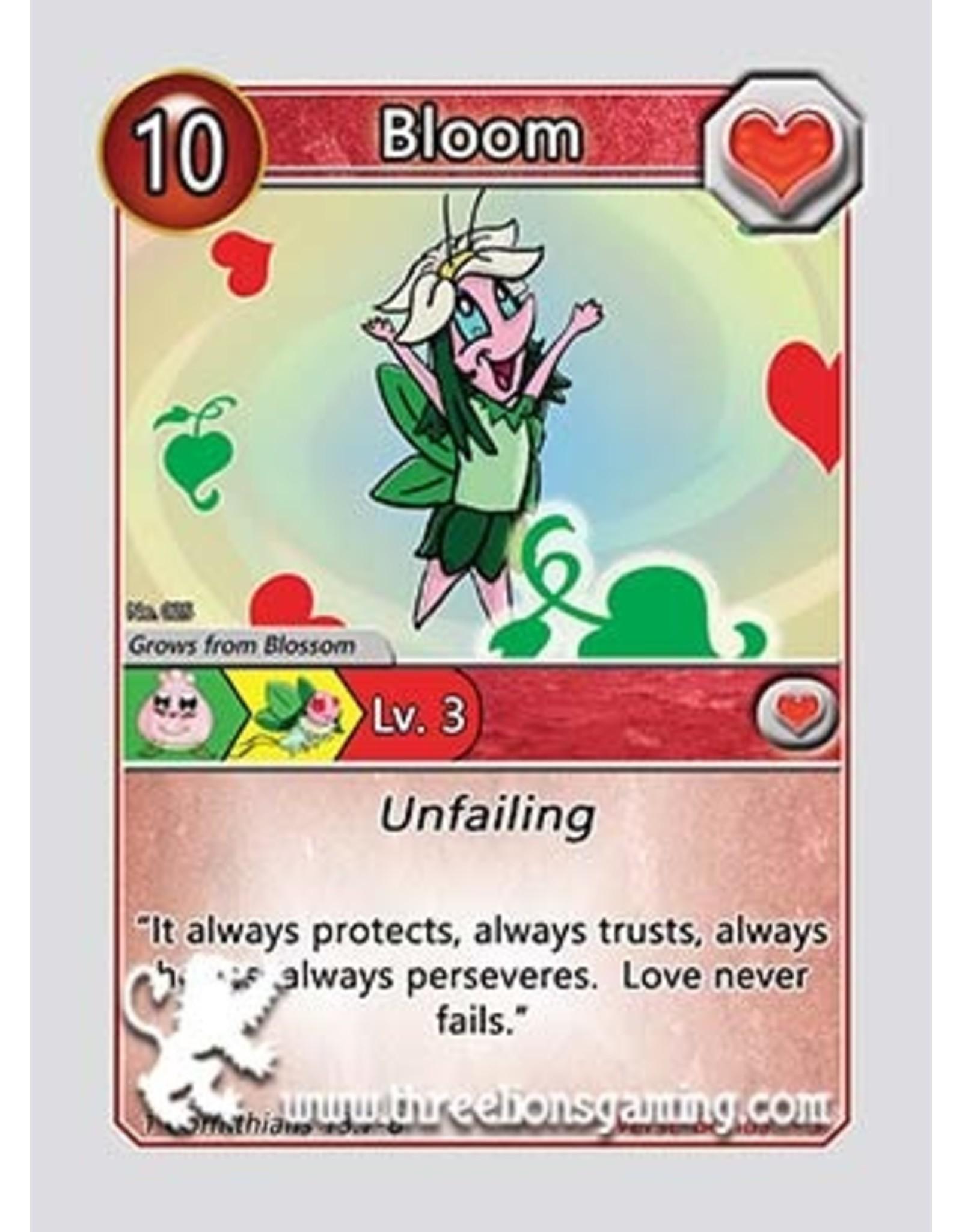 S1: Bloom