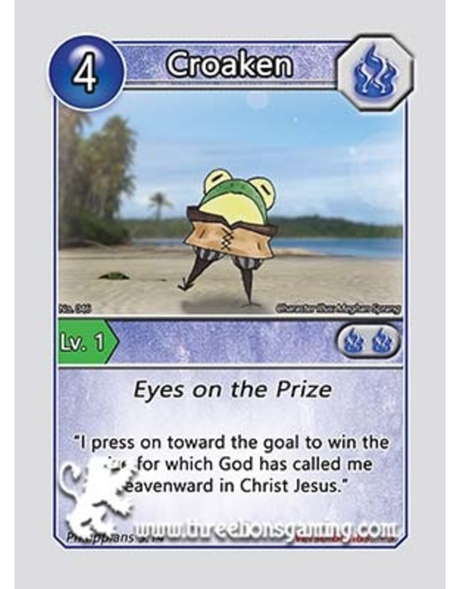 S1: Croaken
