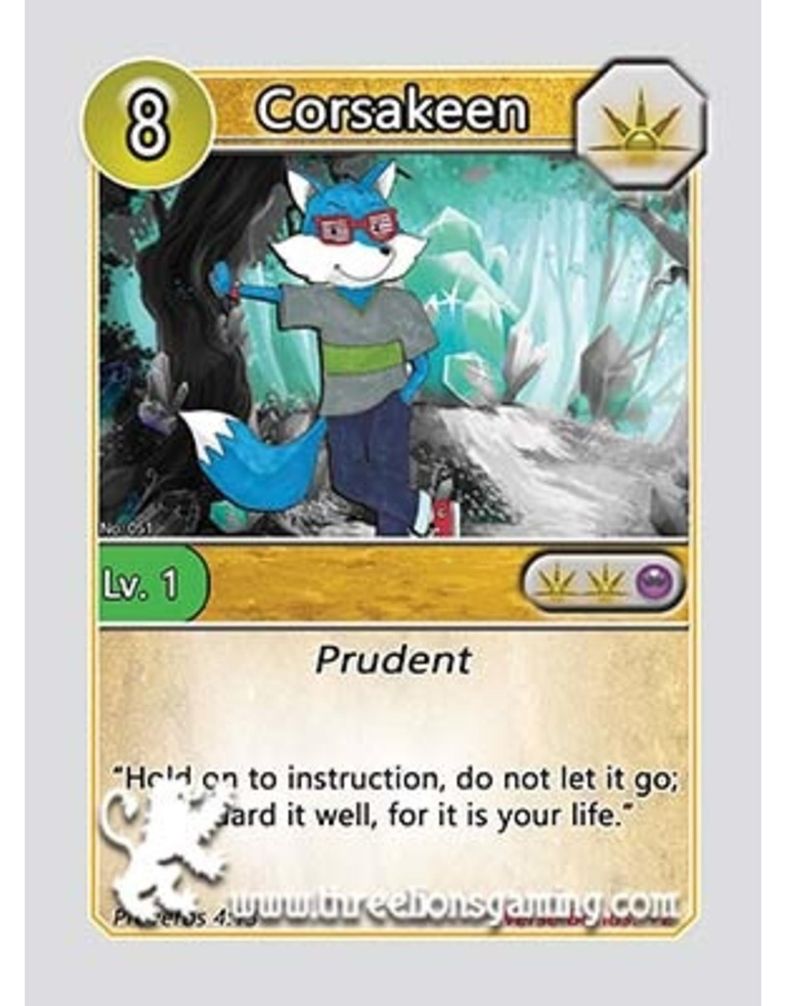S1: Corsakeen