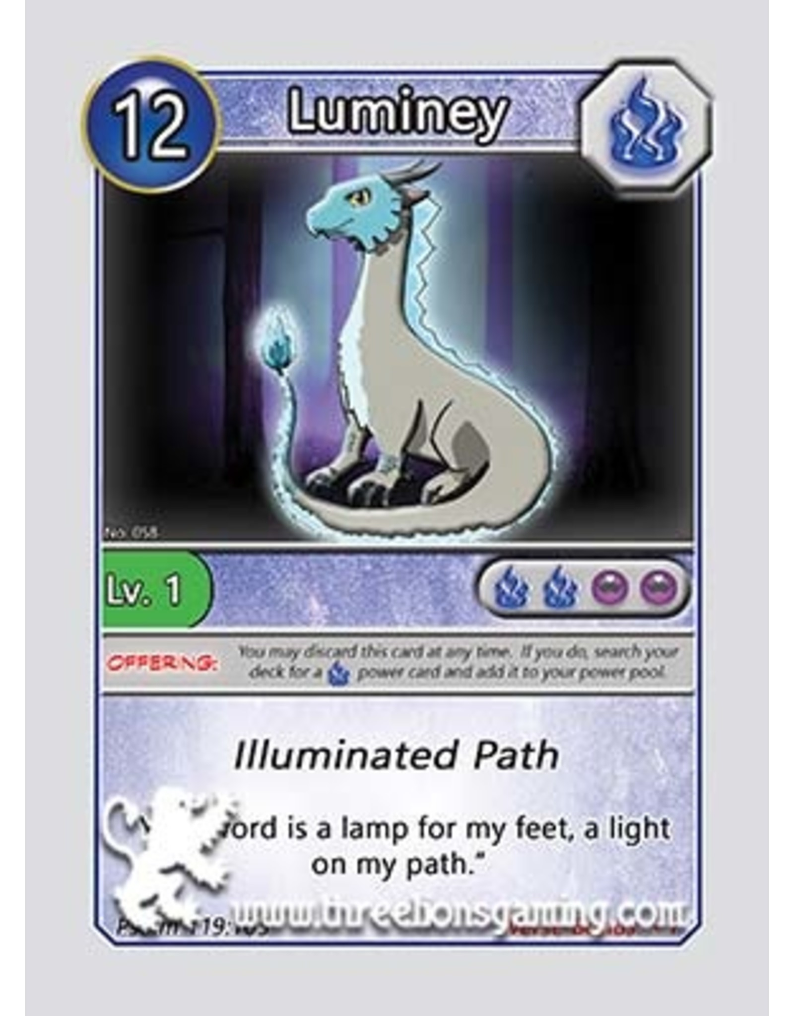 S1: Luminey