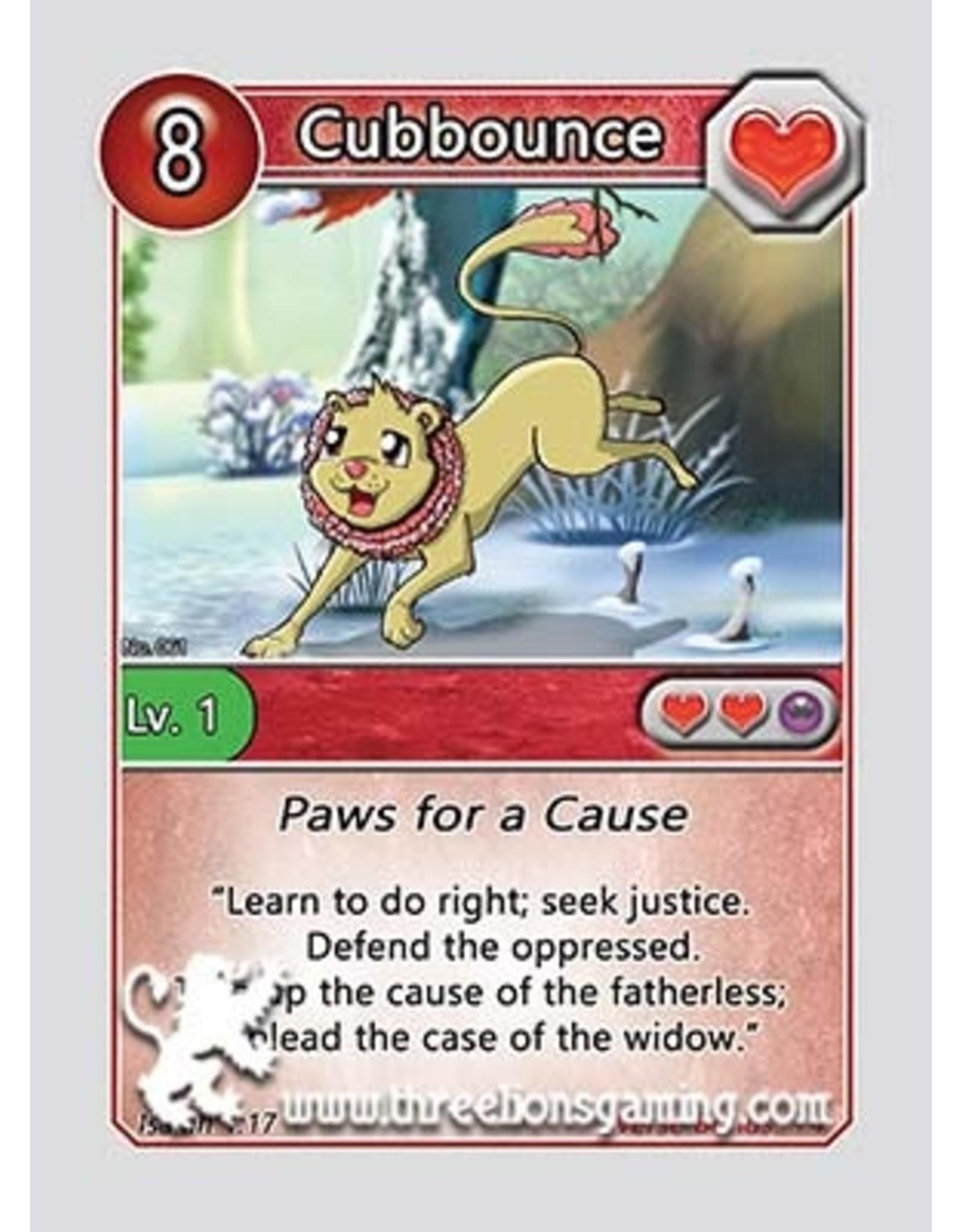 S1: Cubbounce