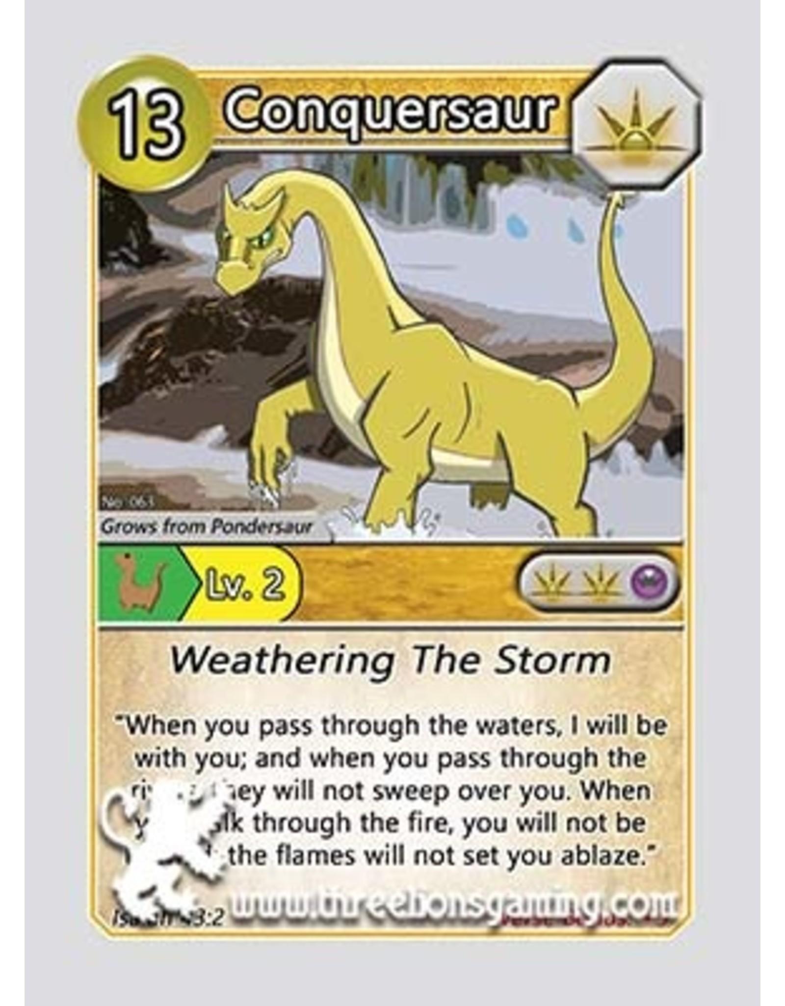 S1: Conquersaur