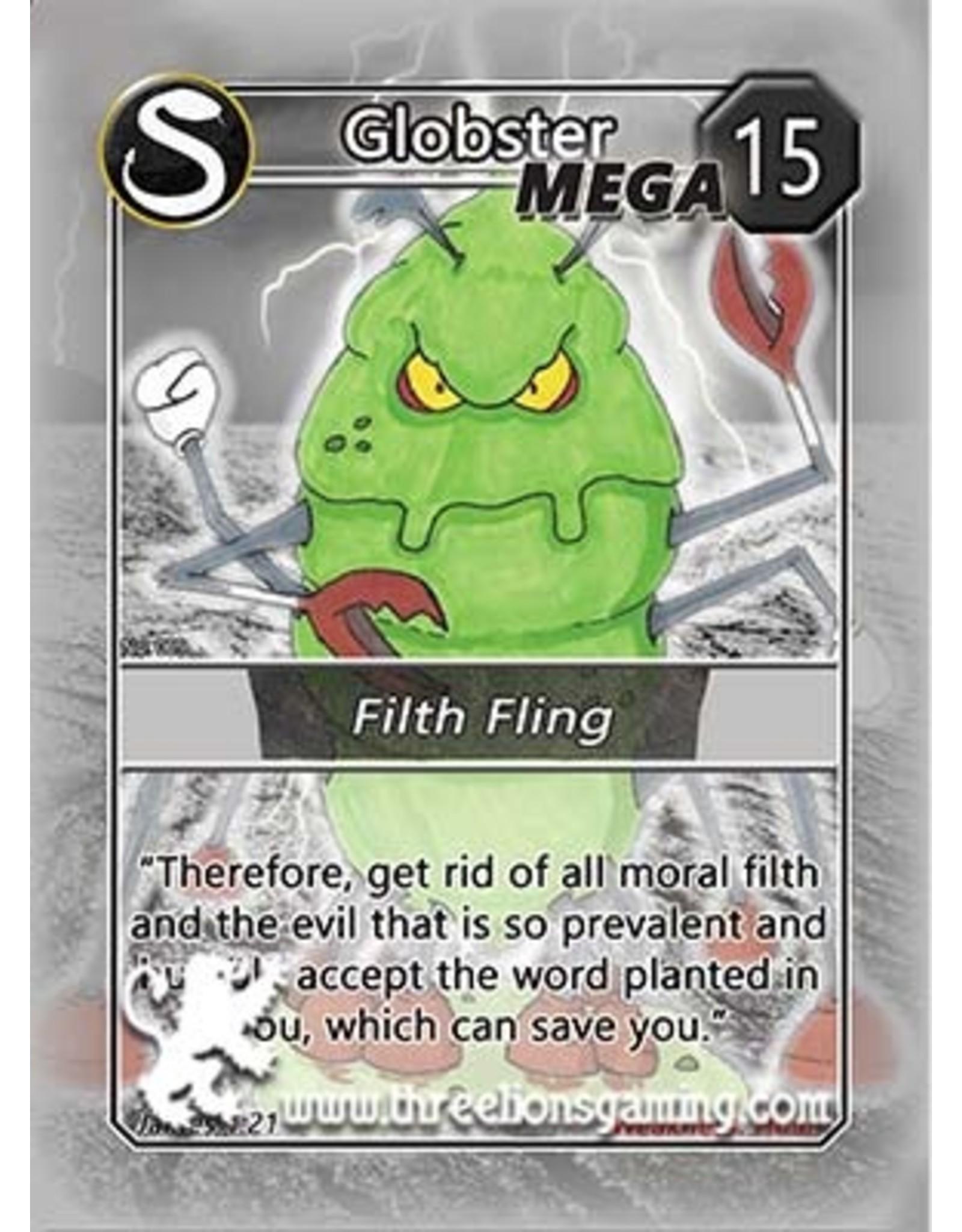 S1: Globster Mega