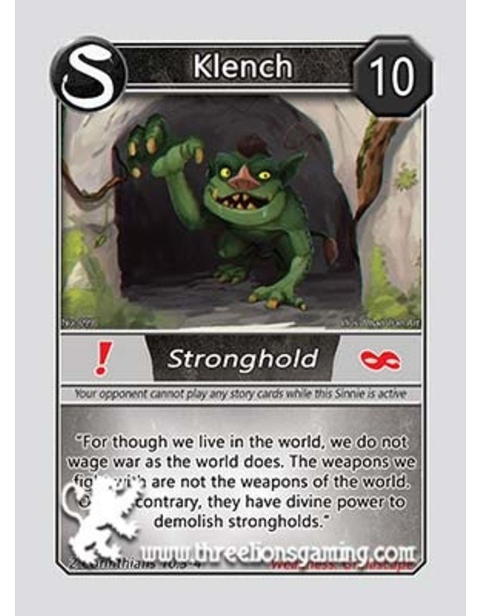 S1: Klench