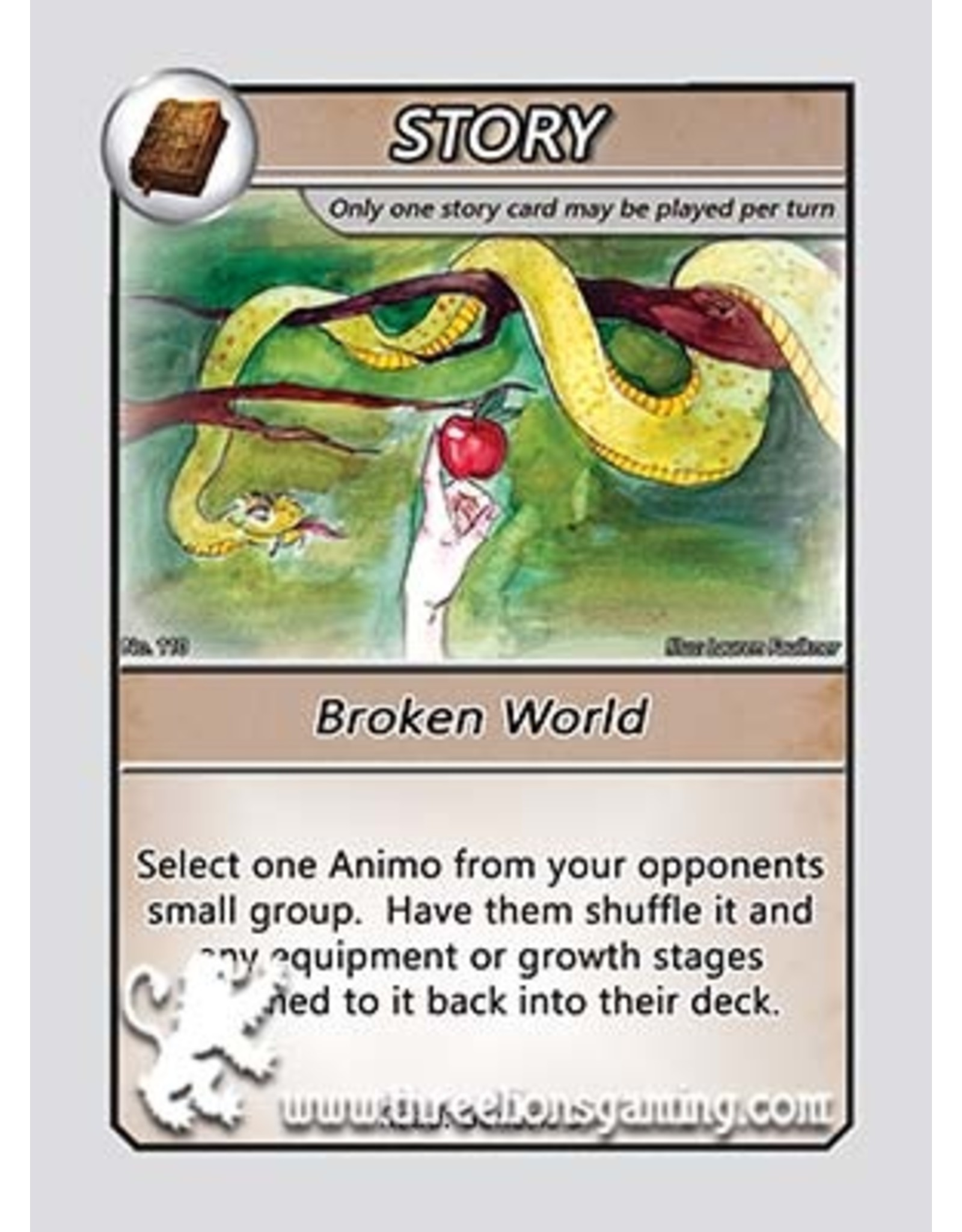 S1: Broken World