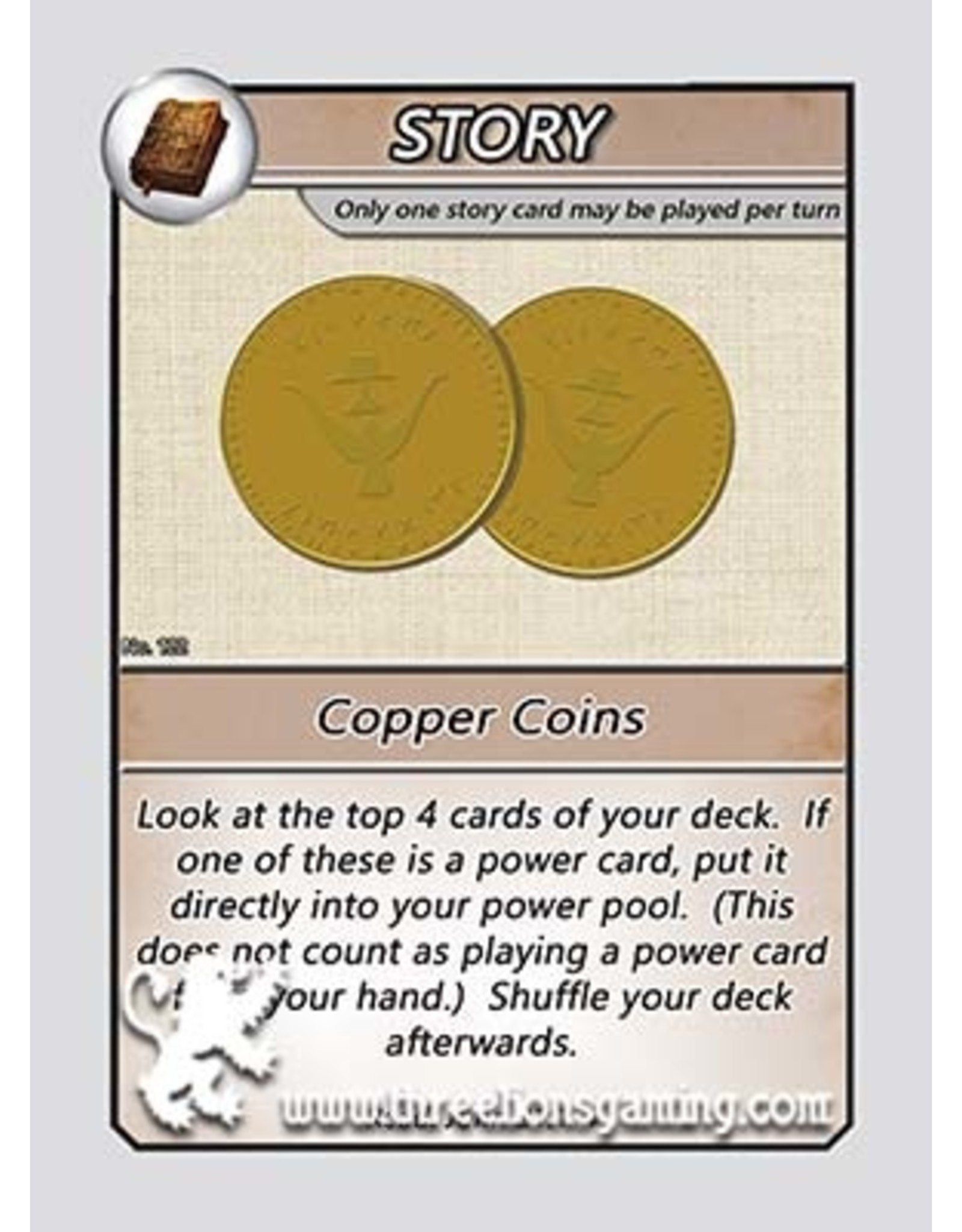 S1: Copper Coins