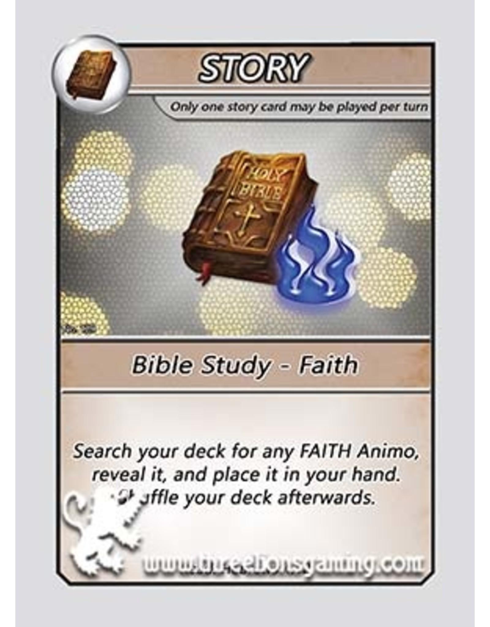 S1: Bible Study - Faith