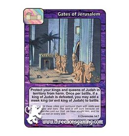 LoC: Gates of Jerusalem