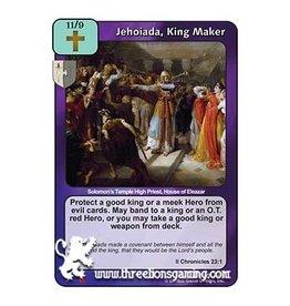 LoC: Jehoiada, King Maker