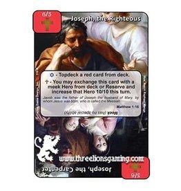 LoC: Joseph, the Righteous / Joseph, the Carpenter