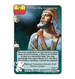 LoC: Joshua, the Conqueror