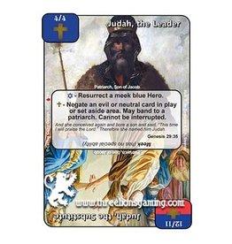 LoC: Judah, the Leader / Judah, the Substitute