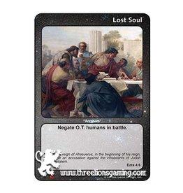 """LoC: Lost Soul """"Accusers"""" (Ezra 4:6)"""