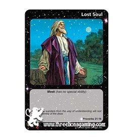 LoC: Lost Soul (Proverbs 21:16)