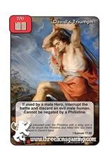 LoC: LR David's Triumph