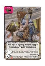 LoC: LR Esau, the Hunter