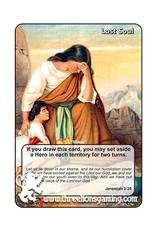 "LoC: LR Lost Soul ""Shame"" (Jeremiah 3:25)"