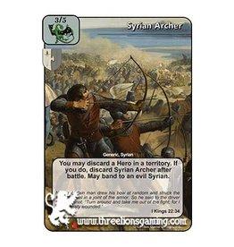 LoC: LR Syrian Archer