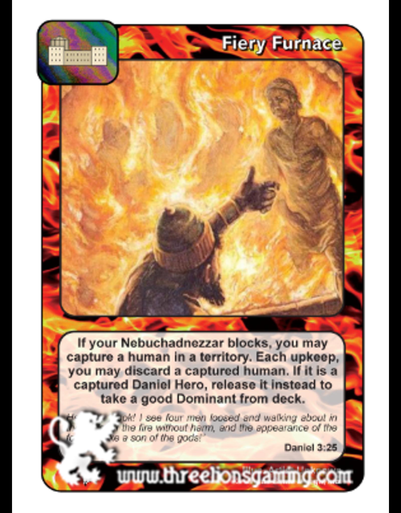 PoC: Fiery Furnace