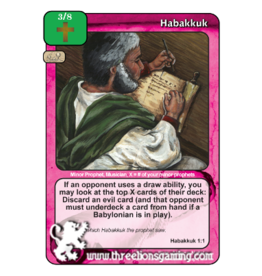 PoC: Habakkuk