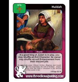 PoC: Huldah